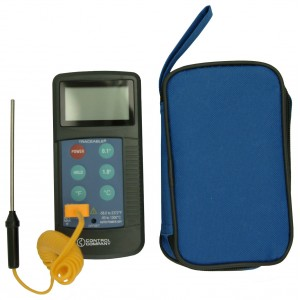 Traceable Workhorse Thermometer with Type -K Probe