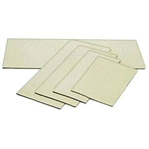 Leaded Vinyl Sheet, 2 foot x 3 foot x 0.0392 Inch Lead Equivalent