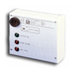 Remote Alarm Unit with 20 Foot Cable for Radiation Area Monitor, Model 375/2