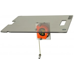 Retractable Tape Measure Tray, for Siemens with Digital Coding
