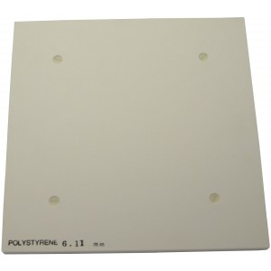 Polystyrene Irradiation Phantom for TLD Rods