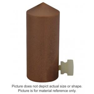 8MV Copper Build-Up Cap - Capintec PR-06C, PR-06G