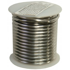 Lead Contour Wire, 3mm (0.125) Diameter