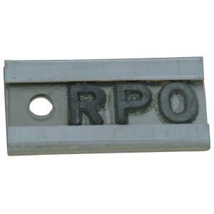 Simulator Lead Marker RPO