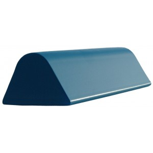 Blue Coated Foam Triangular Wedge