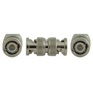 Coax BNC Male to BNC Male Connector