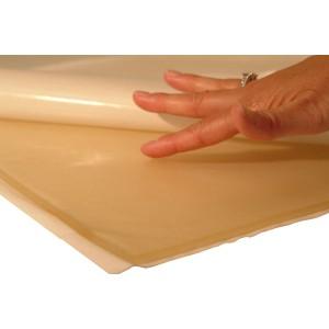 Super-Flex Bolus without Skin (Bolx II), 1.0cm Thick x 30cm Square