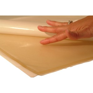 Super-Flex Bolus without Skin (Bolx II), 4.0cm Thick x 30cm Square