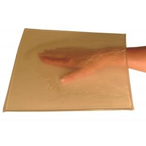 Super-Flex Bolus with Skin (Bolx I), 1.0cm Thick x 30cm Square