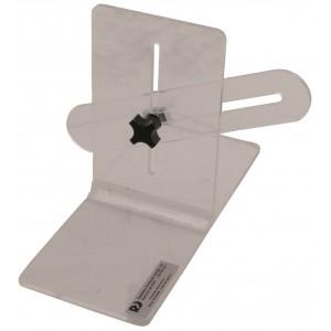 Acrylic Testicle Retractor