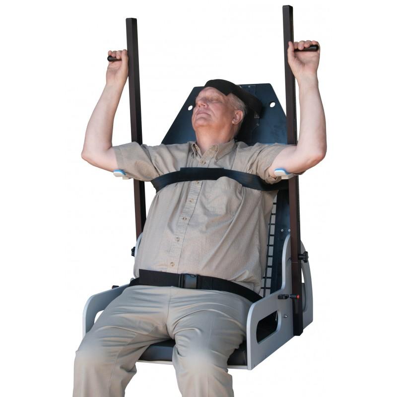 Treatment Chair Radiation Products Design Inc – Treatment Chair