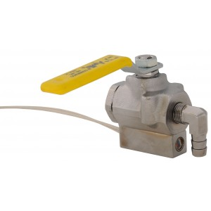 Replacement Faucet for Alloy Dispenser, 240 VAC