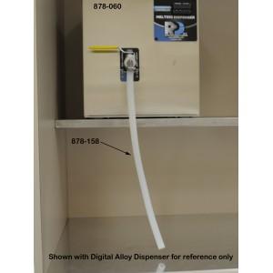 Drain Tubing, for Alloy Dispenser