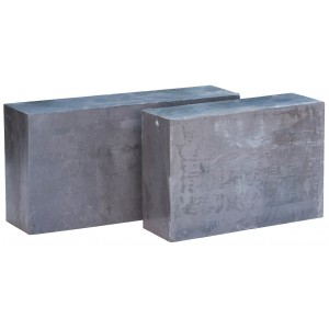 Lead Brick, 2 Inch x 6 Inch x 4 Inch Thick