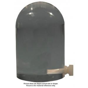 8MV Acrylic Build-Up Cap - 0.3cc Semiflex Chamber