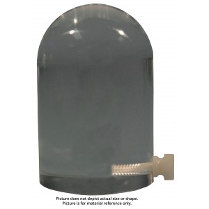 6MV Acrylic Build-Up Cap - 0.125cc Semiflex PTW Chamber