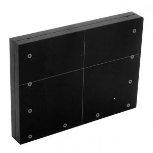 Black Acrylic Film Dosimetry Cassette, 25 x 30cm