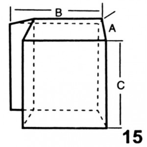End Base, Right Hand Interlocking Lead Brick