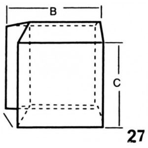 End, Right Hand Interlocking Lead Brick
