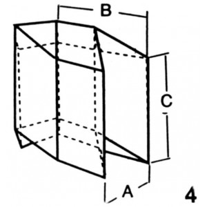 Corner for Wall Interlocking Lead Brick