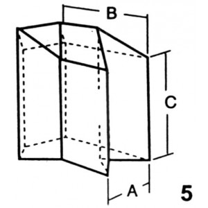Corner for Base Interlocking Lead Brick