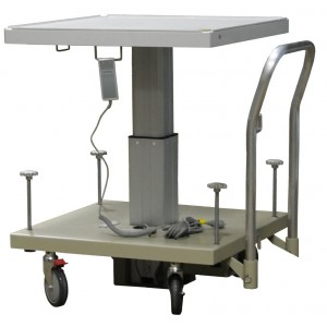 Electric Lift Table, 220VAC, 50/60 Hz CEE7