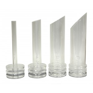 Periscopic Electron Cone 5.1 cm / 45 degree