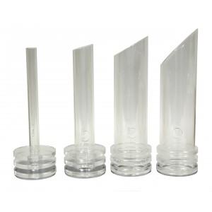 Periscopic Electron Cone 8.3 cm / 90 degree