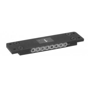 Siemens Digital Coding Plug, 3 1/8 Inch, Threaded Mounting Holes