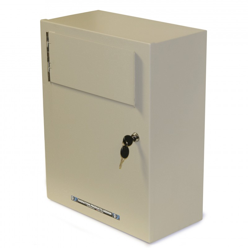 Lead 1 8 Quot Shielded Waste Container For Sharps Radiation