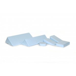 Covered Foam Positioner 6 Pieces Set