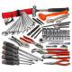 62 Piece Tool Set with Tool Box