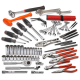 Tool Set, 67 Piece Metric w/ Tool Box
