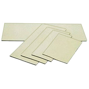 Leaded Vinyl Sheet, 2 foot x 3 foot x 0.0196 Inch Lead Equivalent