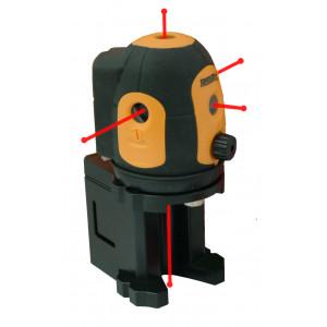 Self-Leveling Laser Level with 5 Beam Dot Laser