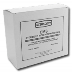Sterilizer Spore Test Kits for Sterilizers, Package of 12