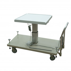 Electric Lift Table, 120VAC, 50/60 Hz.