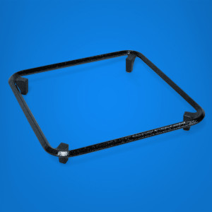 Handle for Varian Type III (with MLC), 4-Way Optical Coded Wedge Tray