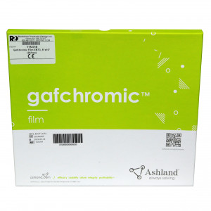 "GAFChromic Film, EBT3, 8""x10"" (25/box)"