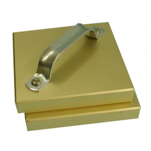 Brass Cooling Plate Set
