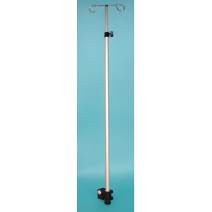 IV Pole Attachment for Discontinued Biodex Radiation Treatment Chair / Table
