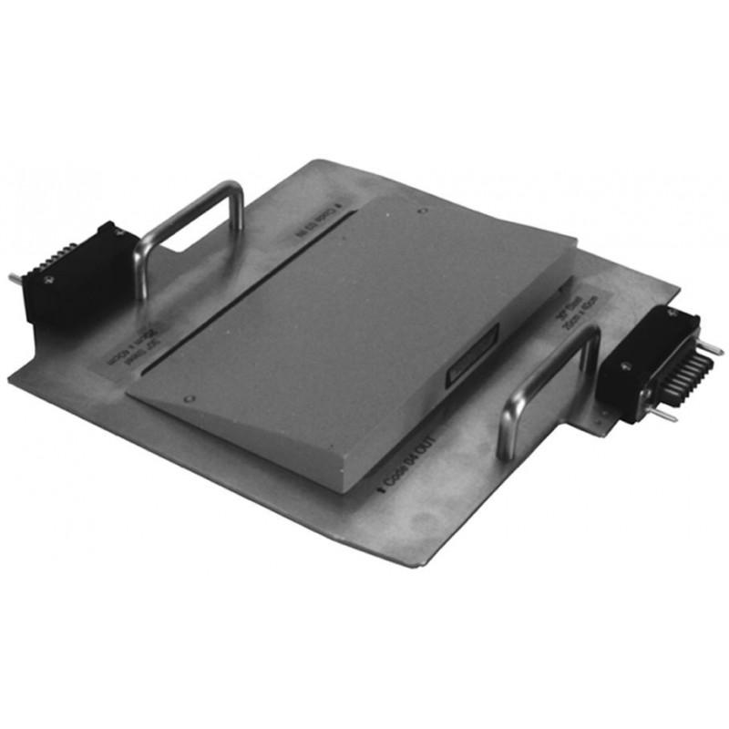 Steel Plate Wedges : Varian type ii non mlc degree steel in plane wedge