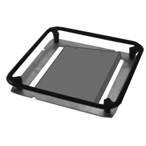 Varian Type III for MLC, 30 Degree 4-Way Steel Wedge on Optical Coded Tray, 30cm x 40cm
