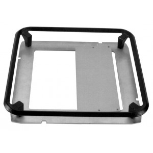 Varian Type III (with MLC), 15 Degree 4-Way Steel Half Wedge, Optical Coded Tray, 20cm x 40cm