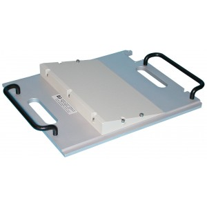 Equinox Lead Wedge Tray, 45 Degree, 25cm x 43cm