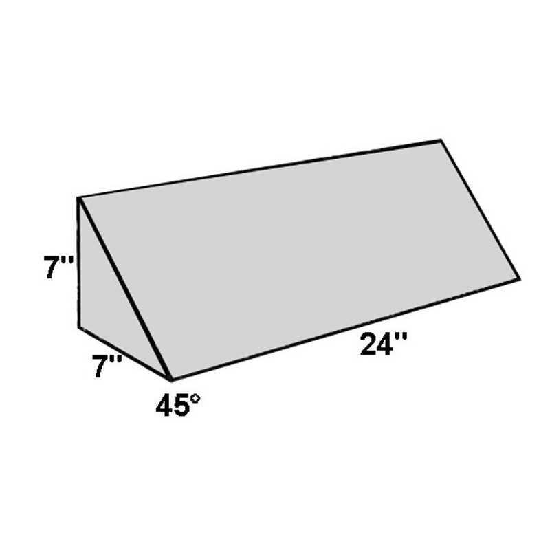 how to measure for a 45 degree angle cut