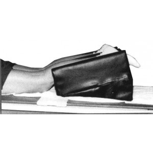 Elevated Leg Immobilizer for Prone Position