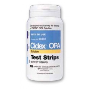 Cidex OPA Solution Test Strips