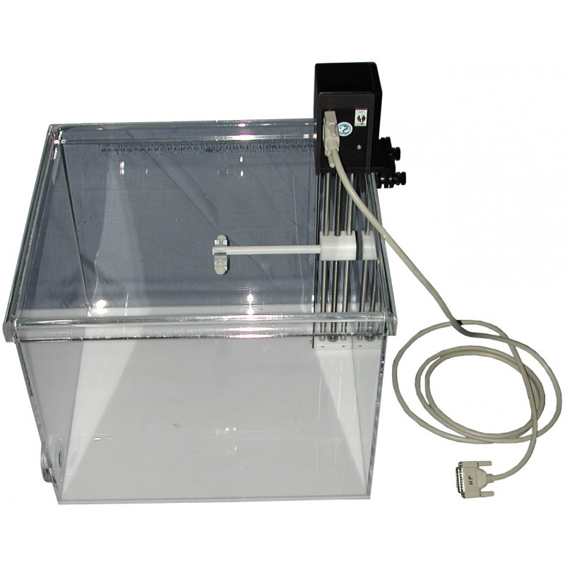 Small Water Phantom With 115 Vac Motor Drive System