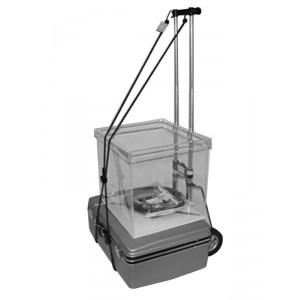 Foldable Transport Cart for Water Phantom